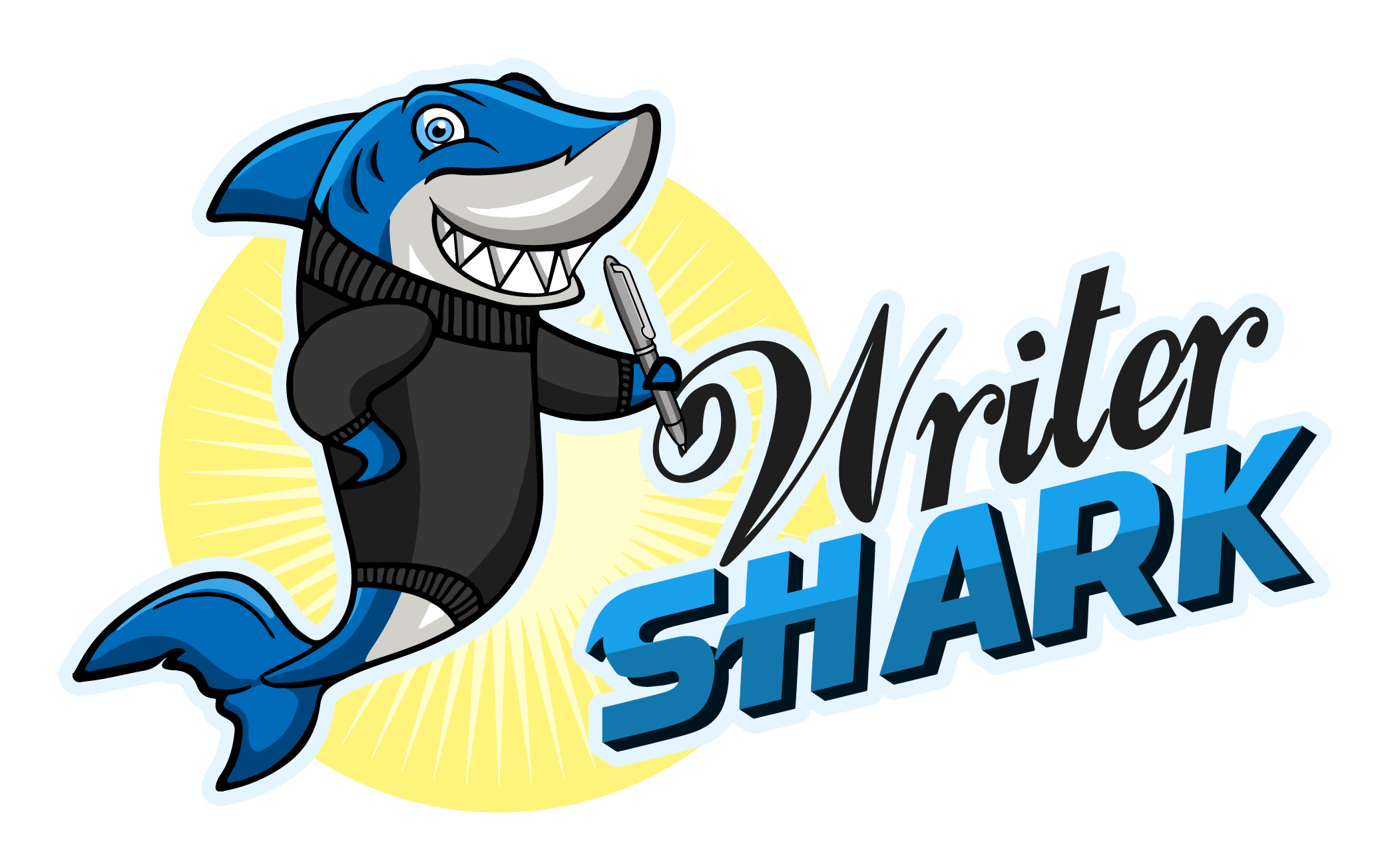 Writer Shark Logo